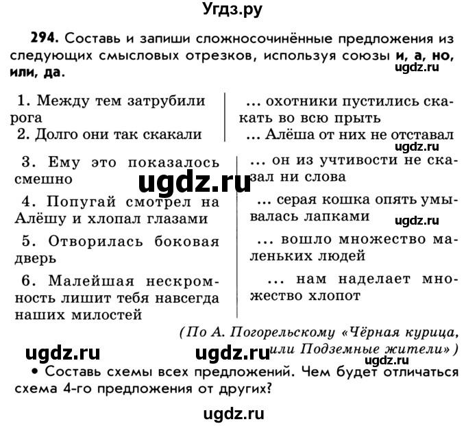 Решебник по русскому 5 класс бунеев бунеева комиссарова текучева 295 упражнение