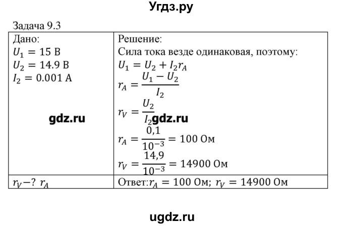 гдз по физике 7 класс кабардин решебник