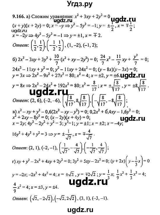 Гдз по алгебре галицкий, м, л