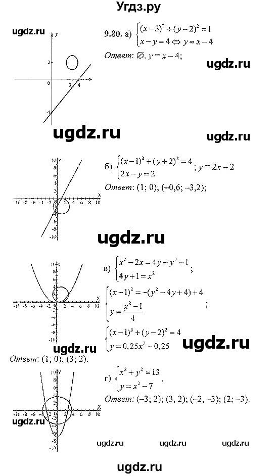 решебник по алгебре галицкий 9 класс онлайн 9.81
